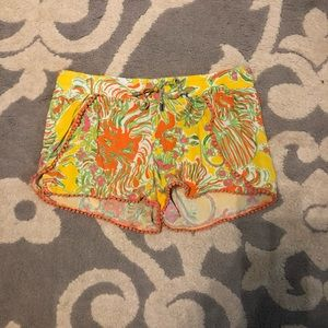 Lilly Pulitzer for Target Happy Place Shorts